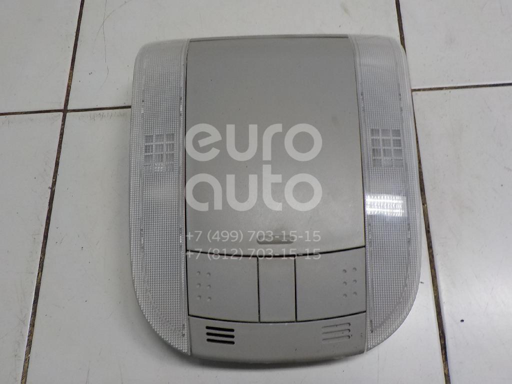 Плафон салонный Toyota Corolla E15 2006-2013; (8126012150B0)