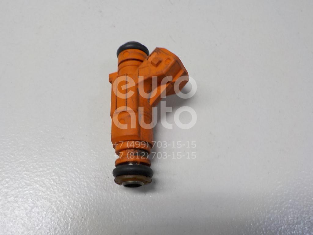 Купить Форсунка инжекторная электрическая Peugeot 307 2001-2008; (0280156034)
