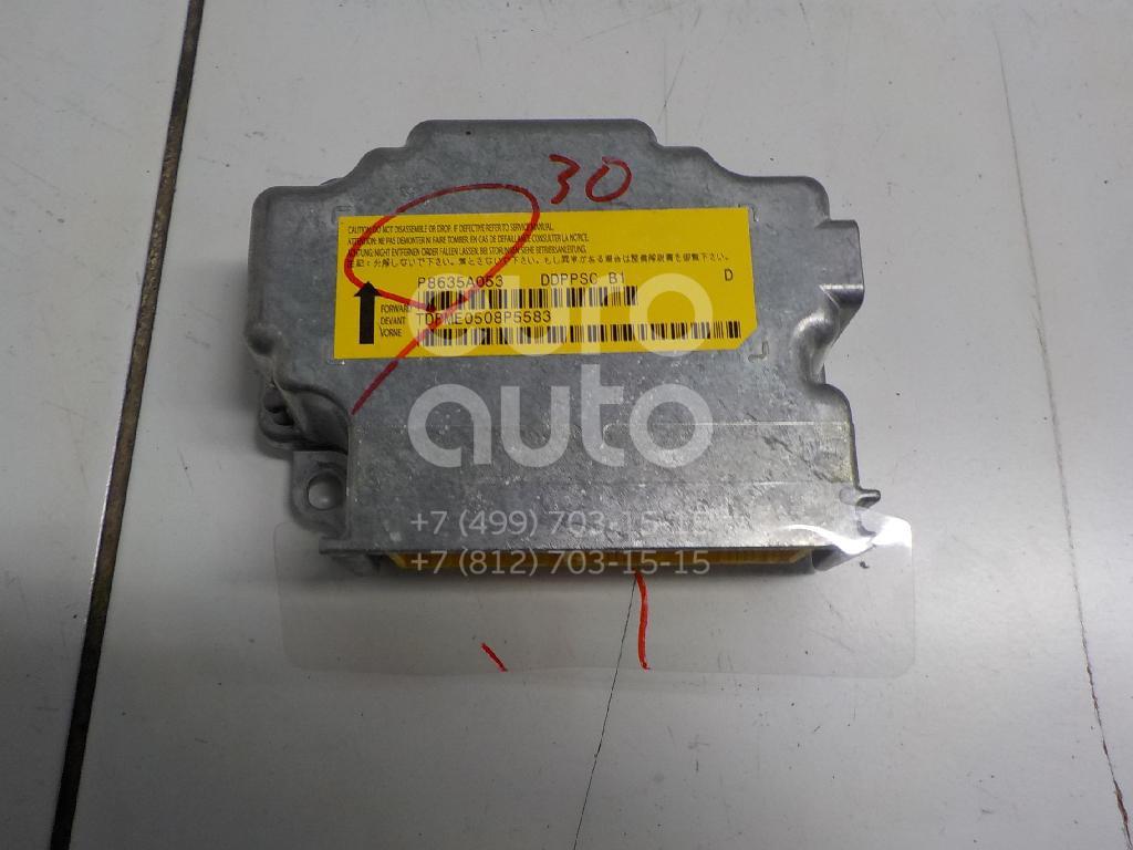 Купить Блок управления AIR BAG Peugeot 4007 2008-2013; (6546A7)