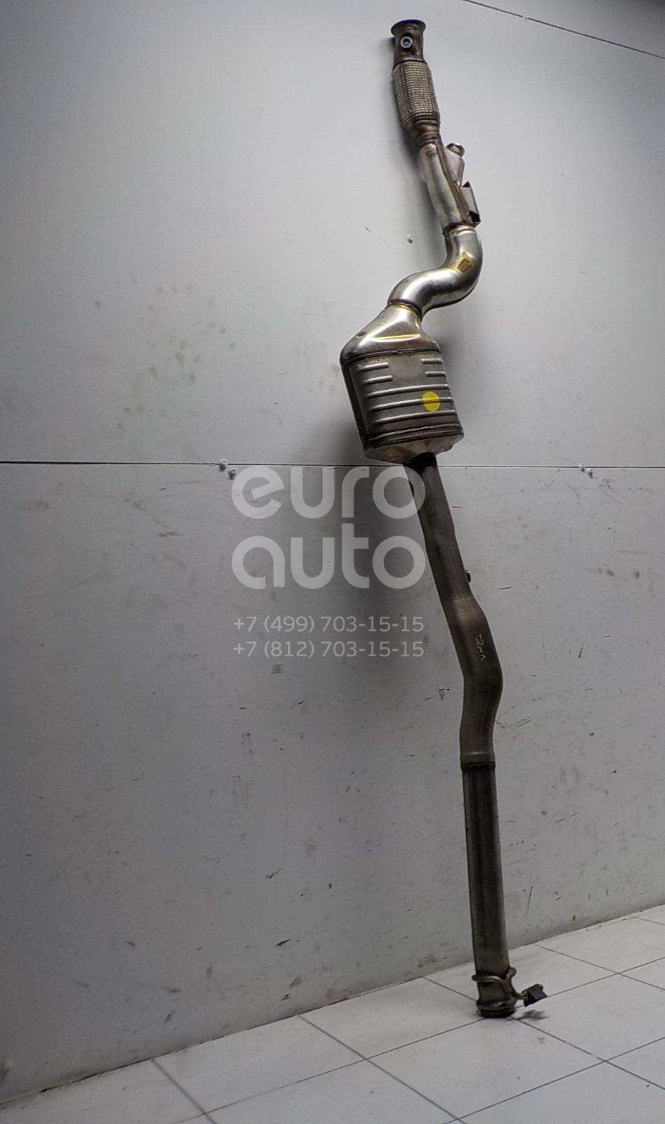 Купить Глушитель средняя часть Mercedes Benz GLC-Class C253 COUPE 2016-; (2534904000)