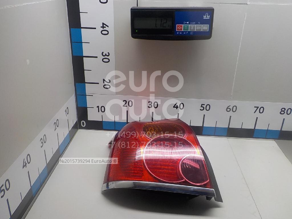 Фонарь задний левый Toyota Avensis II 2003-2008; (8156105160)  - купить со скидкой