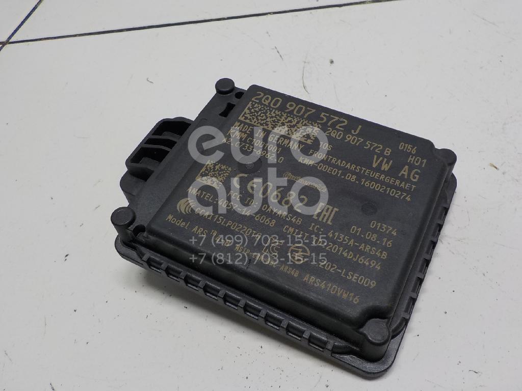 Купить Радар VW Tiguan 2017-; (2Q0907572J)