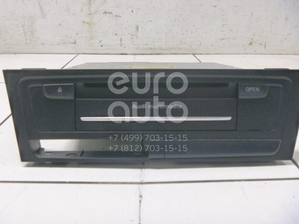 Купить Проигрыватель CD/DVD Audi Q5 [8R] 2008-2017; (8T1035670E)
