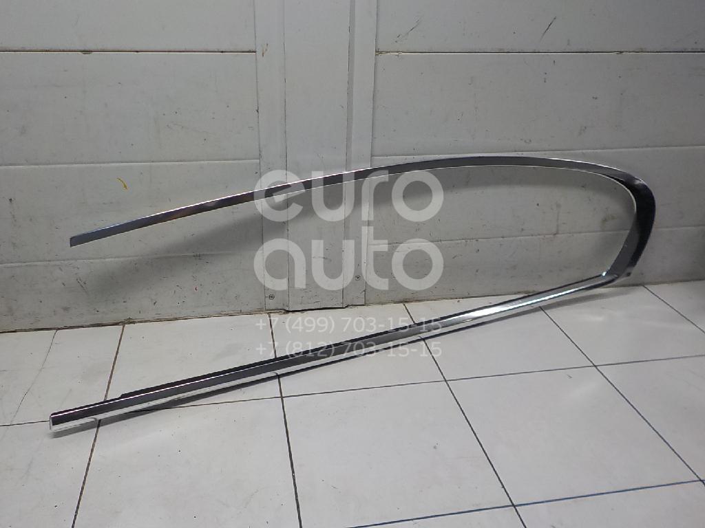 Купить Накладка стекла заднего левого BMW 7-серия G11/G12 2014-; (51357373957)