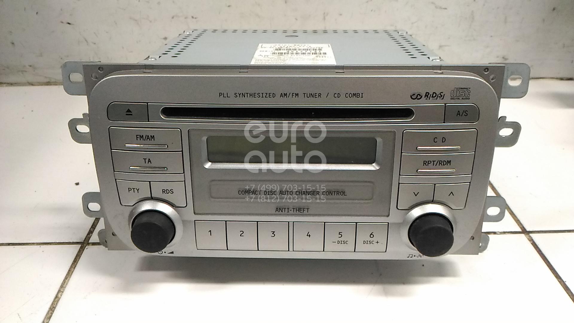 Купить Магнитола Suzuki Liana 2001-2007; (3910159J84)