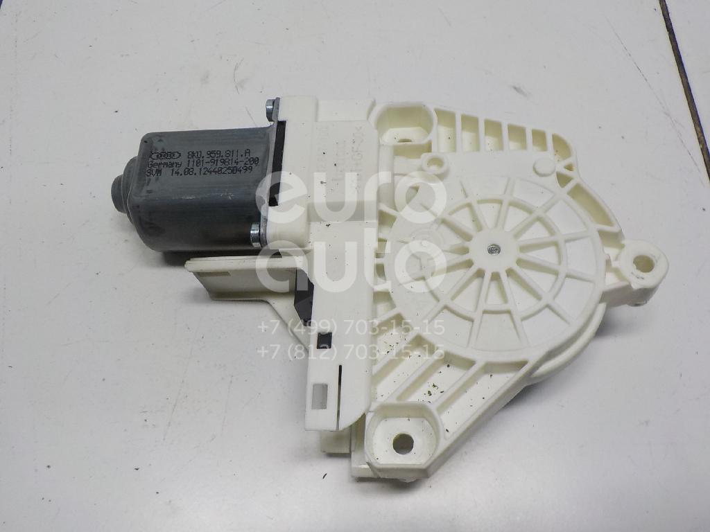 Купить Моторчик стеклоподъемника Audi A4 [B8] Allroad 2010-2015; (8K0959811A)
