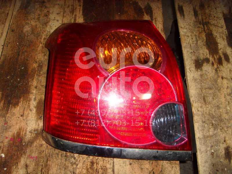 Купить Фонарь задний левый Toyota Avensis II 2003-2008; (8156105160)