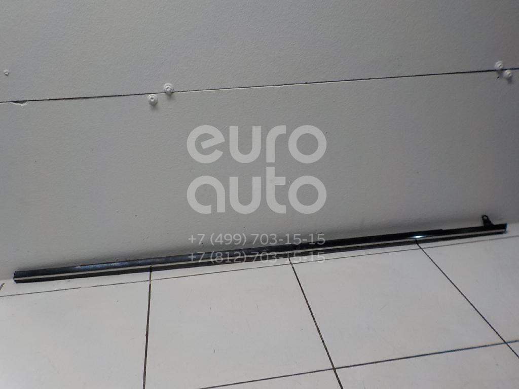 Купить Накладка стекла переднего левого Nissan Tiida (C11) 2007-2014; (80821EE010)
