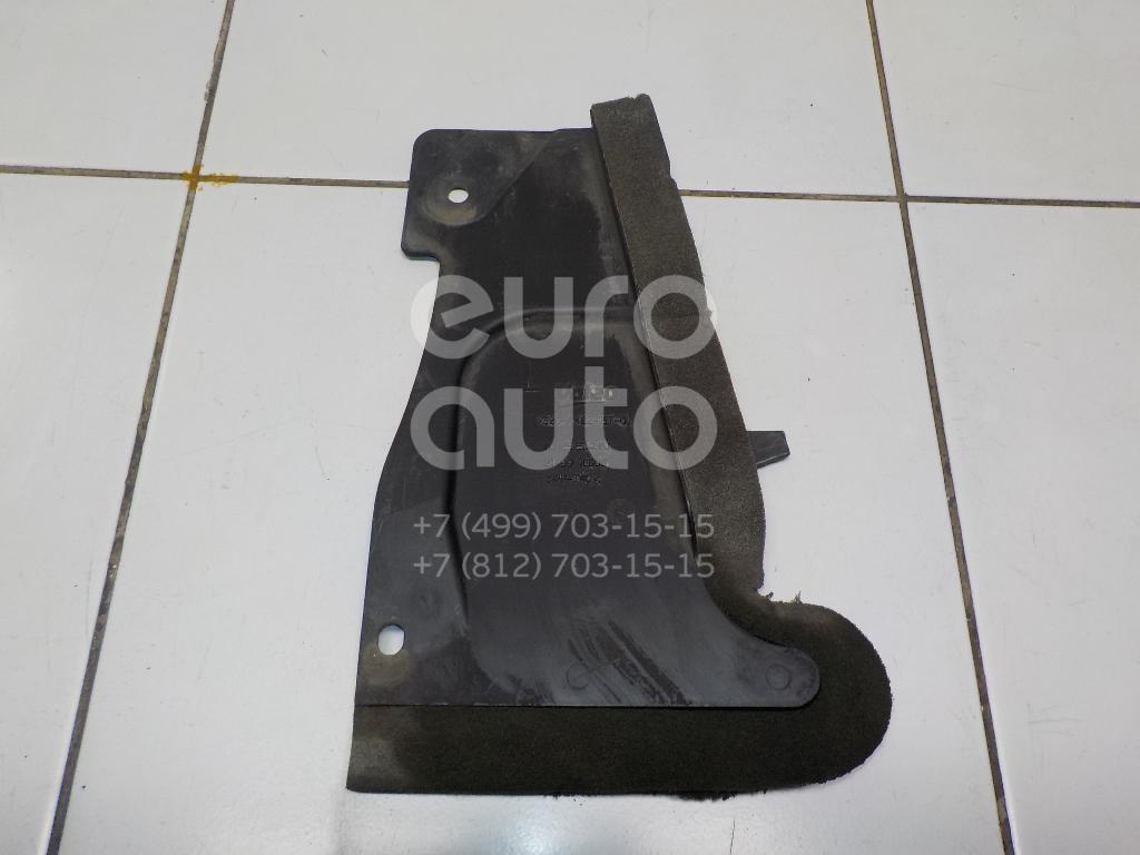 Купить Воздуховод радиатора левый Nissan Patrol (Y62) 2010-; (214991LB0B)