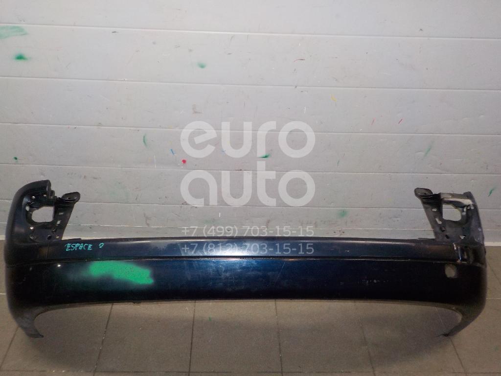 Купить Бампер задний Renault Espace IV 2002-2014; (7701207365)