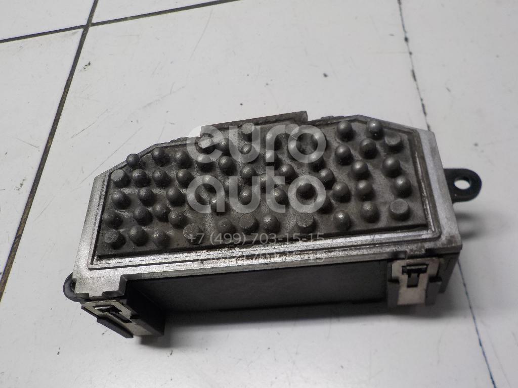 Купить Резистор отопителя Skoda Octavia (A5 1Z-) 2004-2013; (3C0907521F)