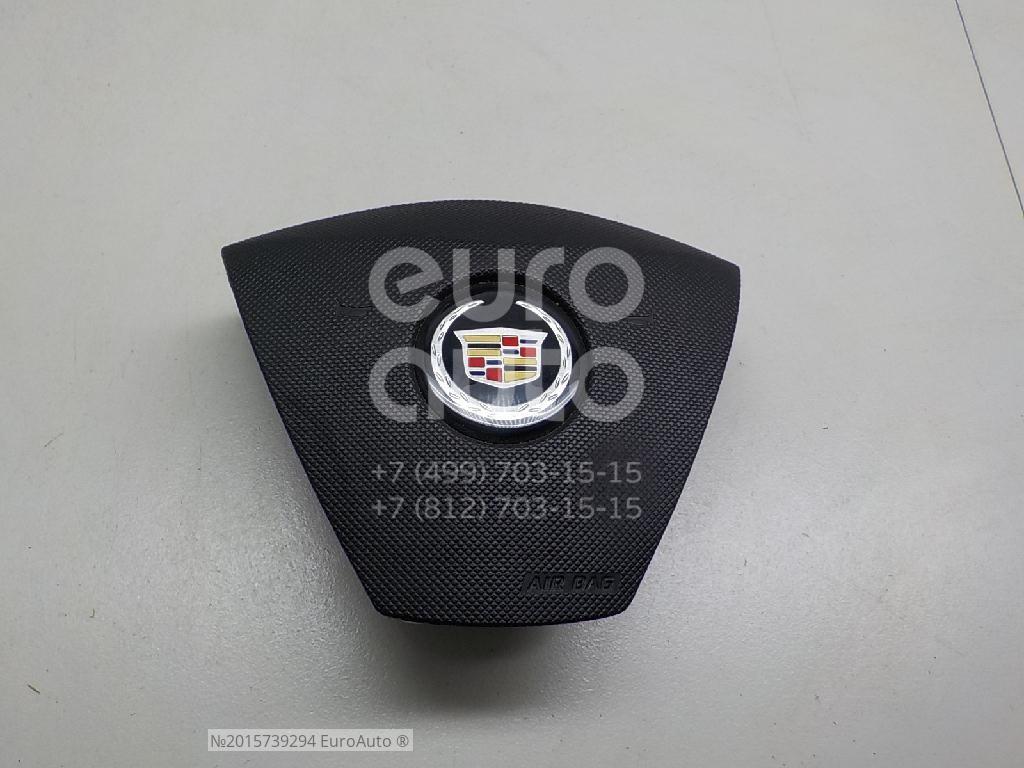 Купить Подушка безопасности в рулевое колесо Cadillac CTS 2002-2008; (15814818)