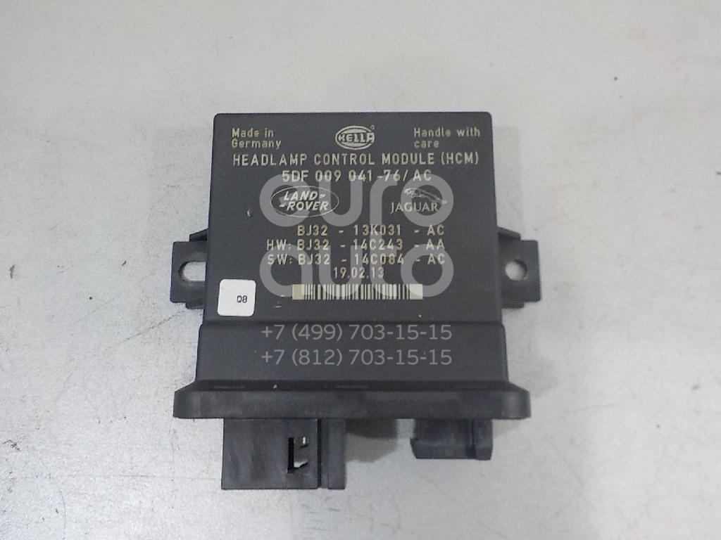 Купить Блок электронный управления освещением Land Rover Range Rover Evoque 2011-; (LR032869)