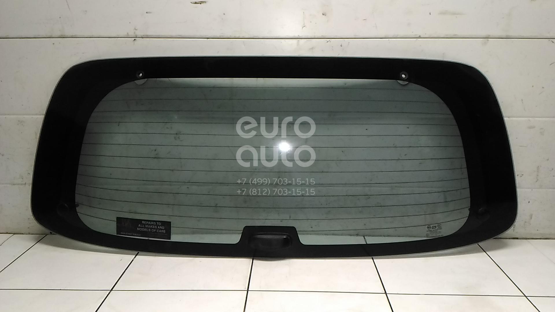 Купить Стекло заднее Hyundai Santa Fe (SM)/ Santa Fe Classic 2000-2012; (8711126000)