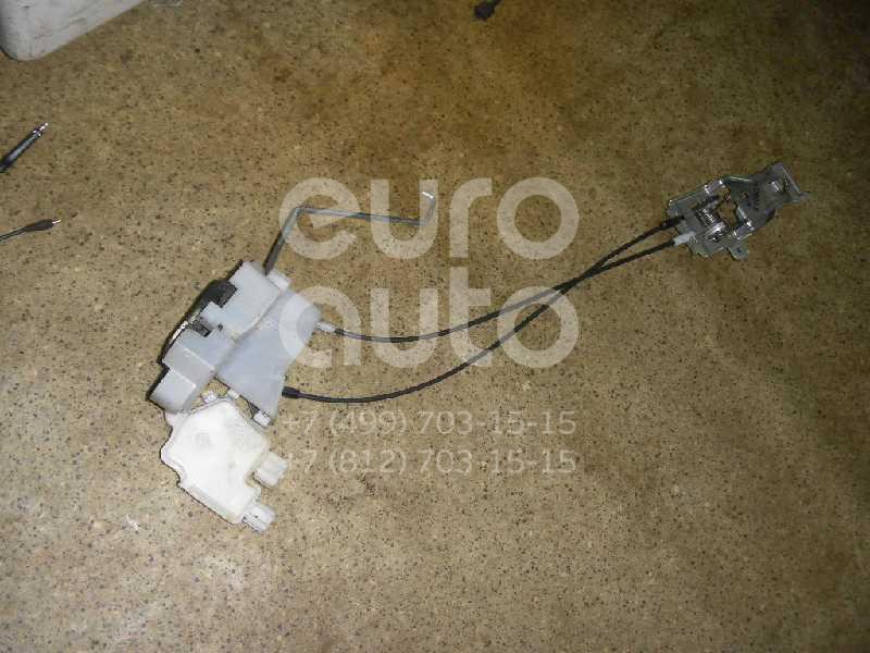 Купить Замок двери задней правой Mazda BT-50 2006-2012; (UR6572310B)