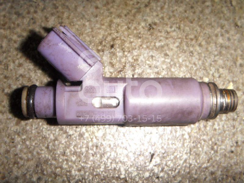 Форсунка инжекторная электрическая Toyota CorollaVerso 2004-2009; (2320922120)  - купить со скидкой