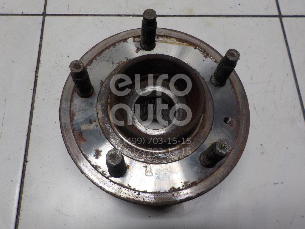 Купить Ступица задняя Opel Antara 2007-2015; (25903295)