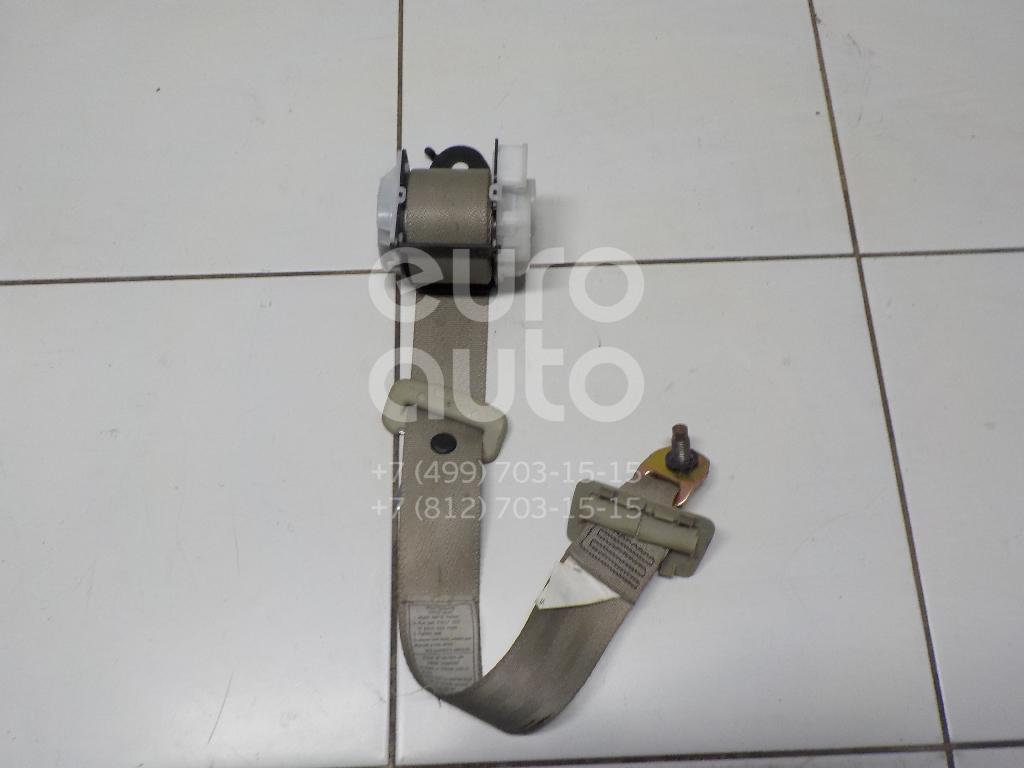 Купить Ремень безопасности Infiniti G (V35) 2002-2007; (88844AM605)
