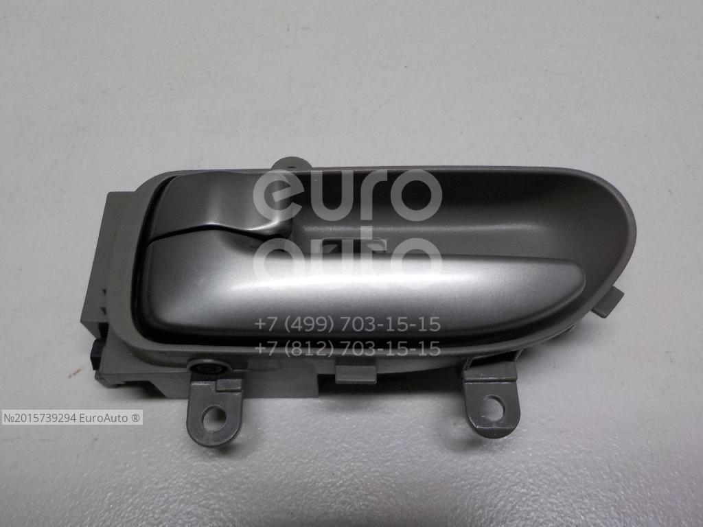 Купить Ручка двери внутренняя Infiniti G (V35) 2002-2007; (80671AL512)