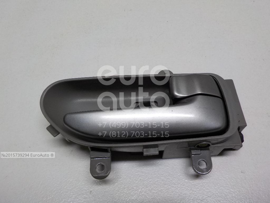 Купить Ручка двери внутренняя Infiniti G (V35) 2002-2007; (80670AL512)