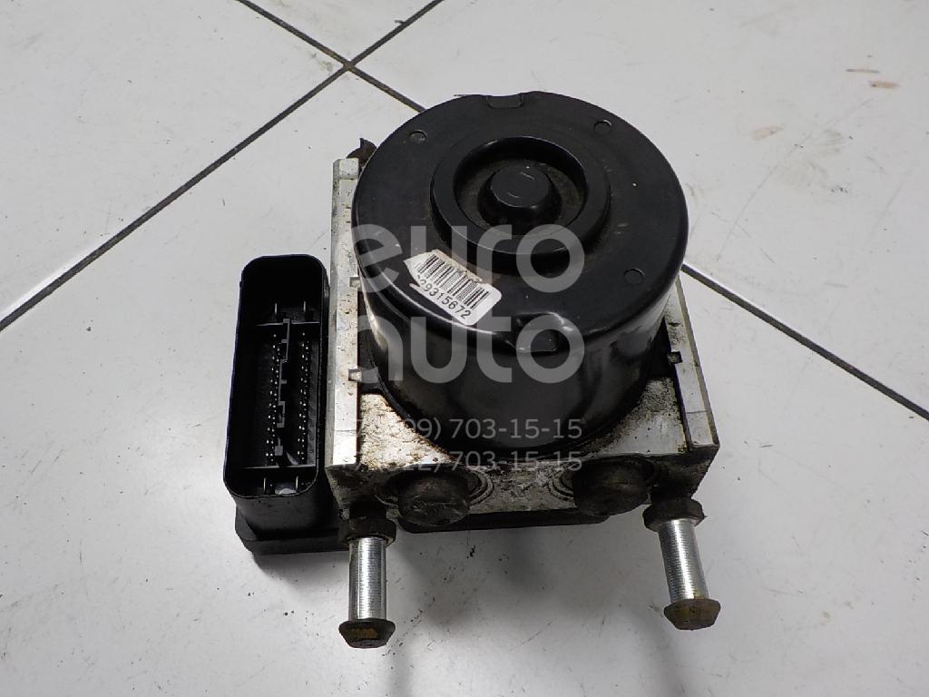 Блок ABS (насос) Mitsubishi Lancer (CX, CY) 2007-; (4670A312)  - купить со скидкой