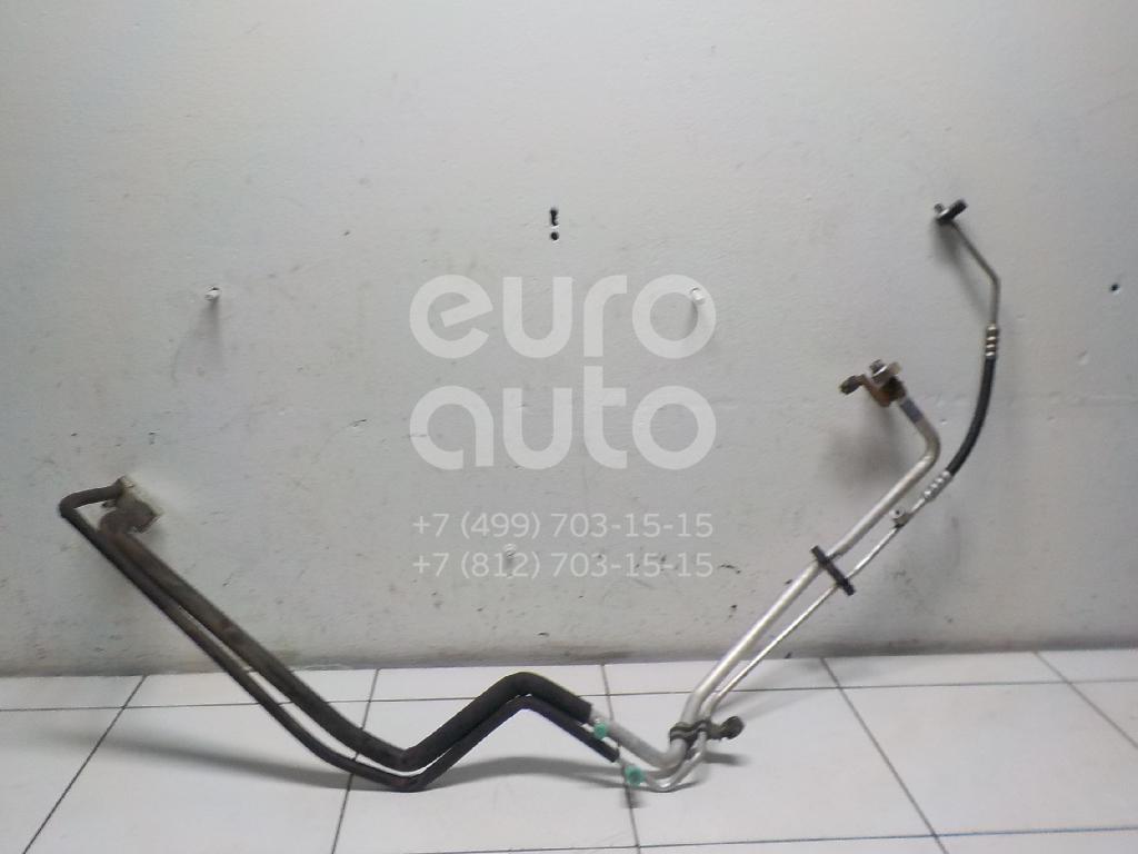 Трубка кондиционера Ssang Yong Actyon New/Korando C 2010-; (6863034003)  - купить со скидкой
