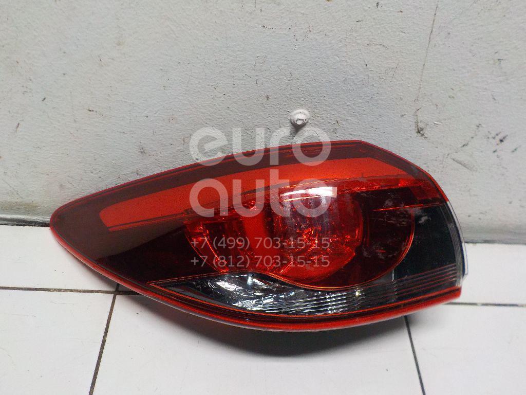 Купить Фонарь задний наружный левый Mazda Mazda 6 (GL) 2016-; (GJE851160B)
