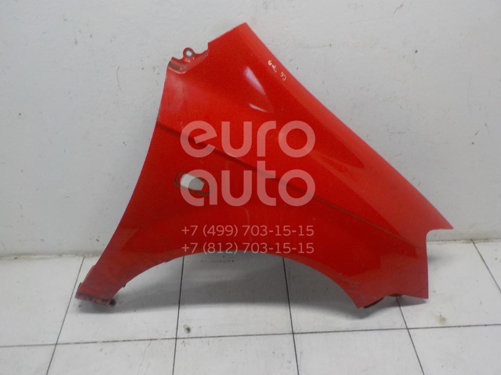 Купить Крыло переднее правое Hyundai Getz 2002-2010; (663211C350D)