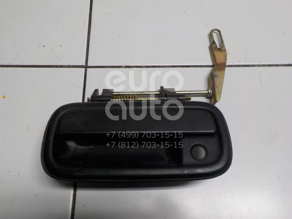 Купить Ручка двери передней наружная левая Toyota Land Cruiser (90)-Prado 1996-2002; (6922060050)