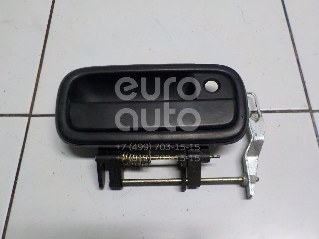 Купить Ручка двери передней наружная правая Toyota Land Cruiser (90)-Prado 1996-2002; (6921060050)