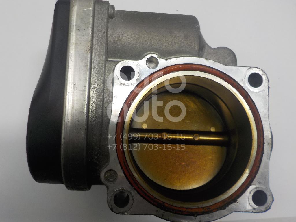 Купить Заслонка дроссельная электрическая BMW 5-серия E60/E61 2003-2009; (13547502444)
