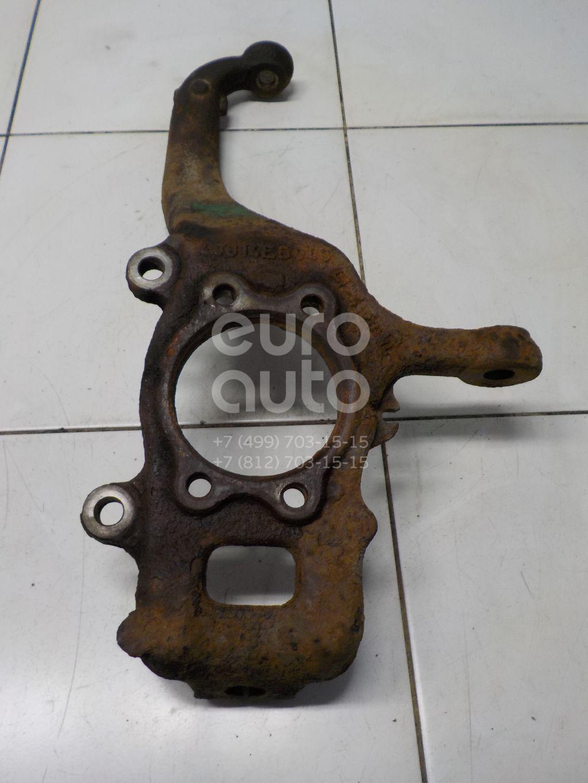 Купить Кулак поворотный передний правый Nissan Navara (D40) 2005-2015; (40014EB000)