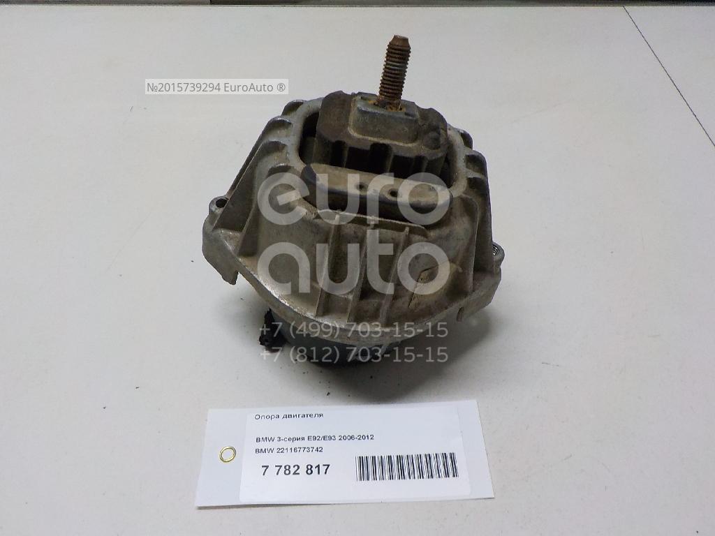 Купить Опора двигателя BMW 3-серия E92/E93 2006-2012; (22116773742)