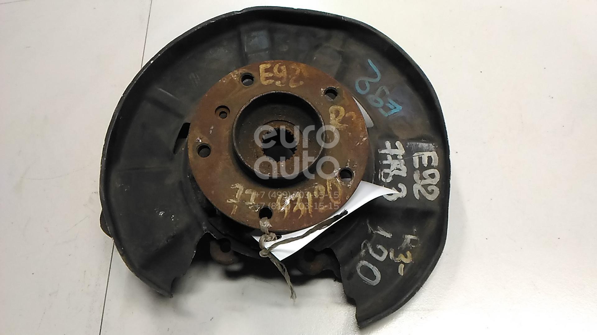 Купить Кулак поворотный задний правый BMW 3-серия E92/E93 2006-2012; (33326774810)