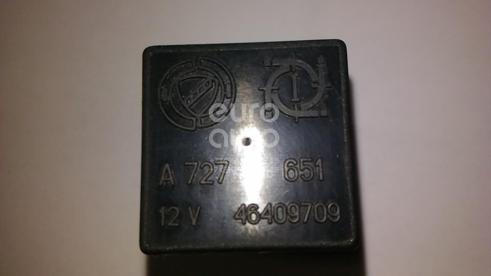 Купить Реле Fiat Ducato 230 1994-2002; (46409709)