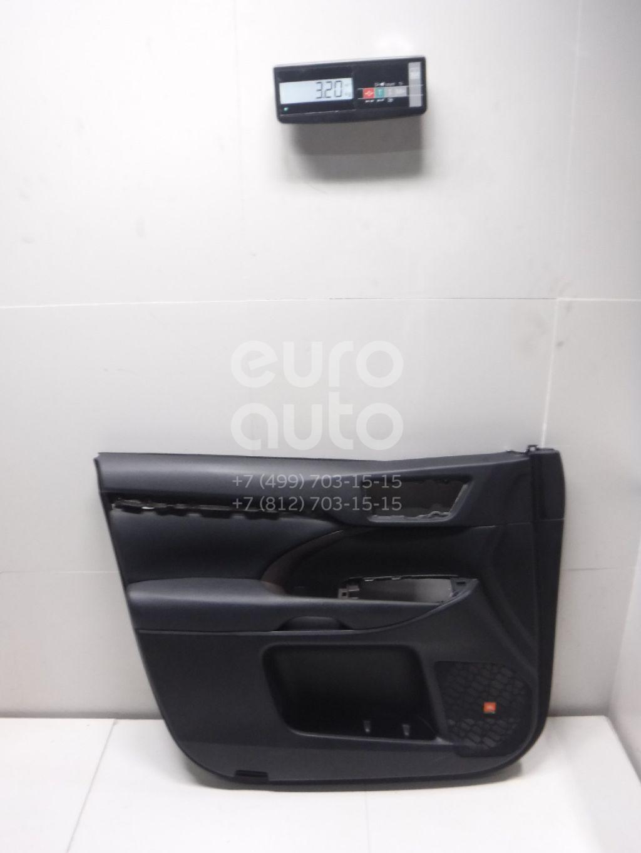 Купить Обшивка двери передней левой Toyota Highlander III 2013-; (676200E320C2)