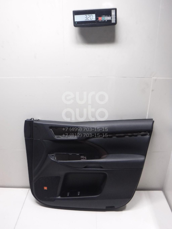 Купить Обшивка двери передней правой Toyota Highlander III 2013-; (676100E320C2)