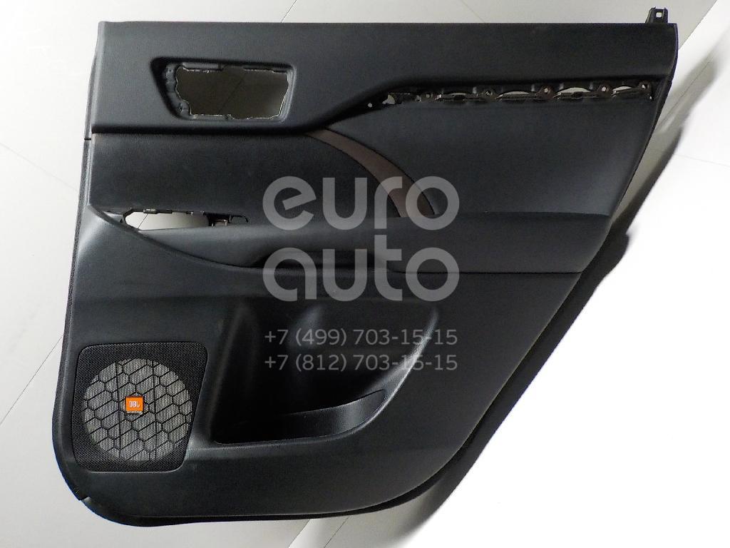 Купить Обшивка двери задней правой Toyota Highlander III 2013-; (676300E470C2)