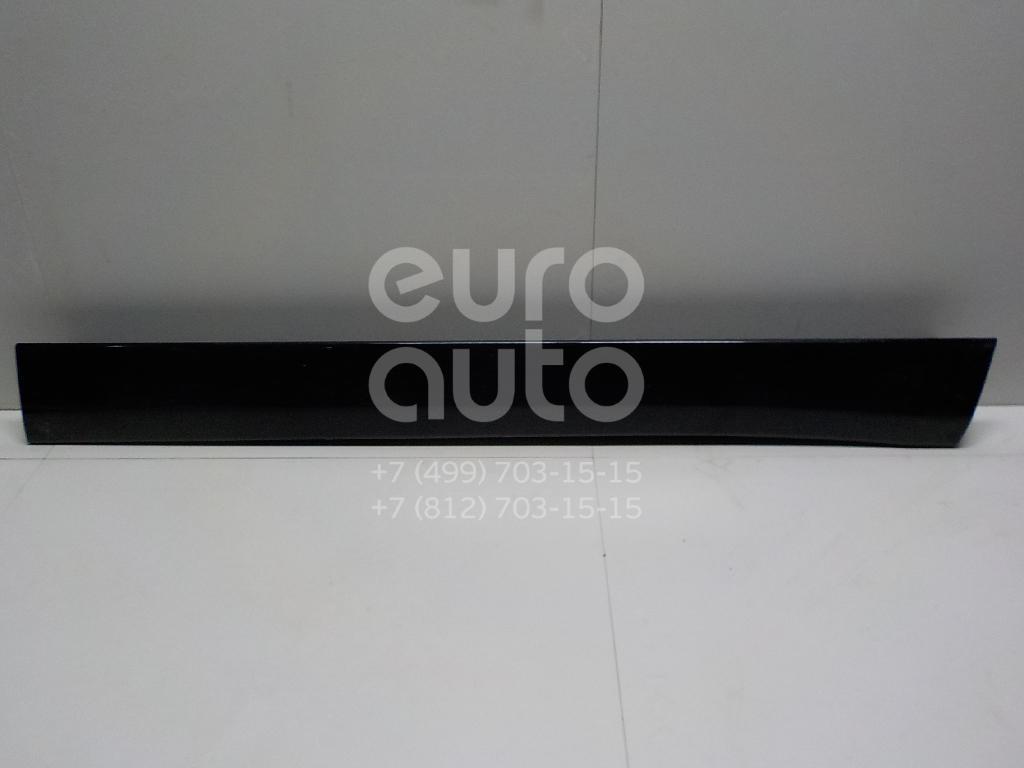 Купить Накладка двери передней правой Toyota Highlander III 2013-; (750710E080C0)