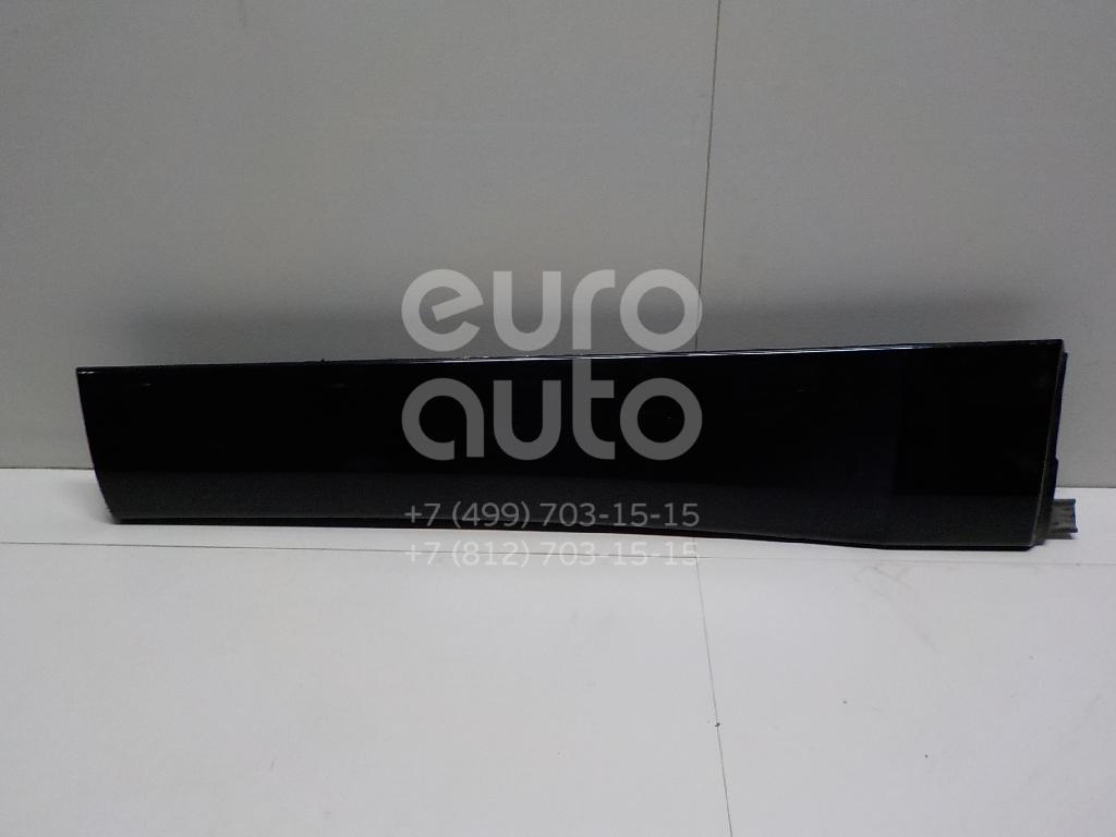 Купить Накладка двери задней левой Toyota Highlander III 2013-; (750760E070C0)