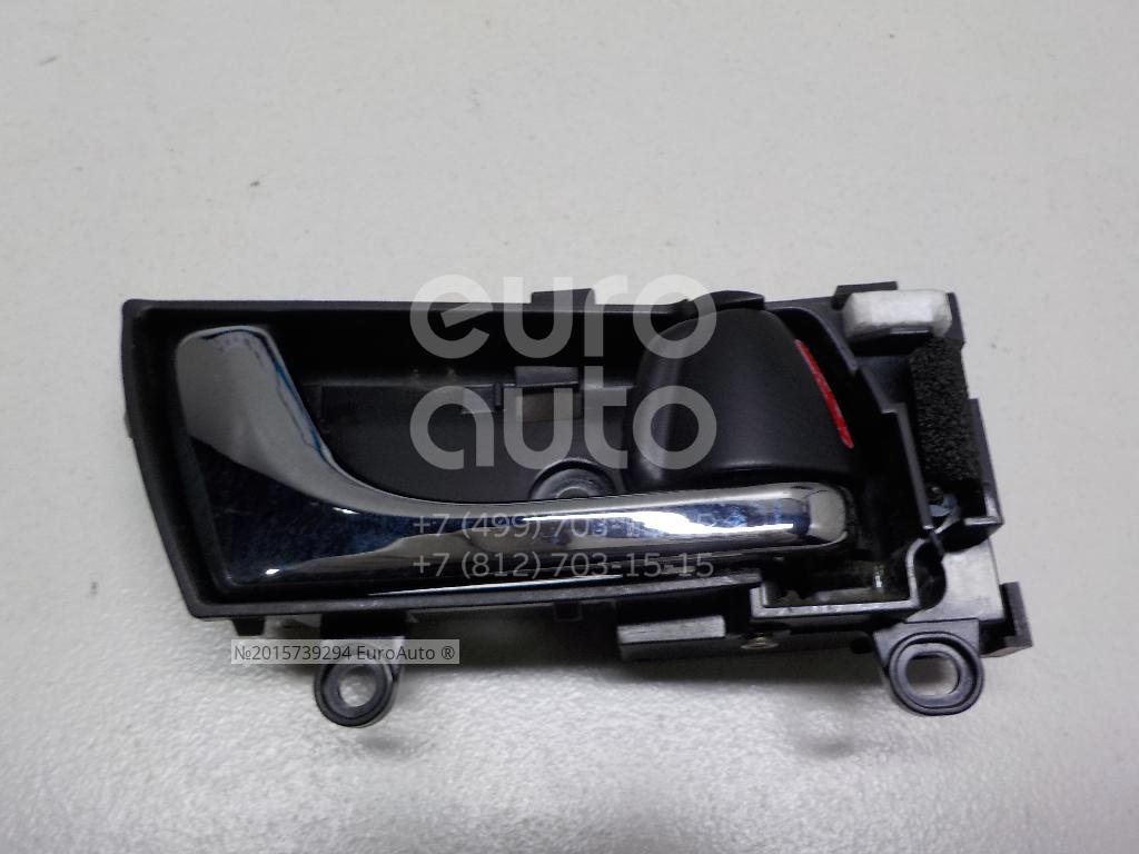 Ручка двери внутренняя правая Subaru Legacy (B13) 2003-2009; (61051AG000JC)