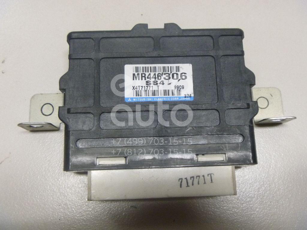 Купить Блок электронный Mitsubishi Pajero/Montero III (V6, V7) 2000-2006; (MR446306)