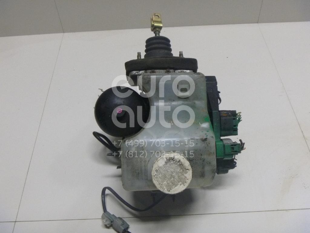 Блок ABS (насос) Mitsubishi Pajero/Montero III (V6, V7) 2000-2006; (MR977461)