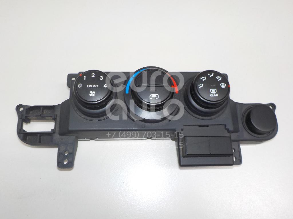Купить Блок управления отопителем Hyundai Starex H1/Grand Starex 2007-; (972504H2004X)