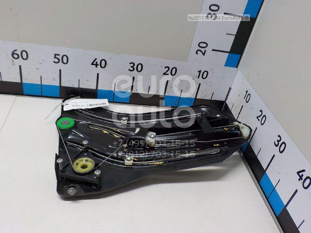 Стеклоподъемник электр. задний левый Mini Cabrio R57 2007-2015; (51377111017)  - купить со скидкой