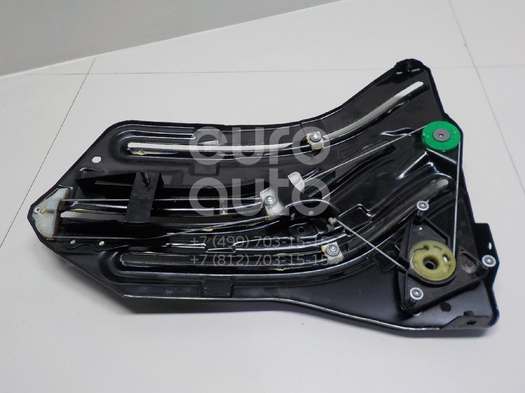 Купить Стеклоподъемник электр. задний правый Mini Cabrio R57 2007-2015; (51377111018)
