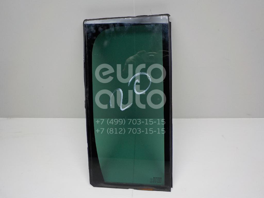 Купить Стекло двери задней правой (форточка) Renault Espace IV 2002-2014; (8200015470)