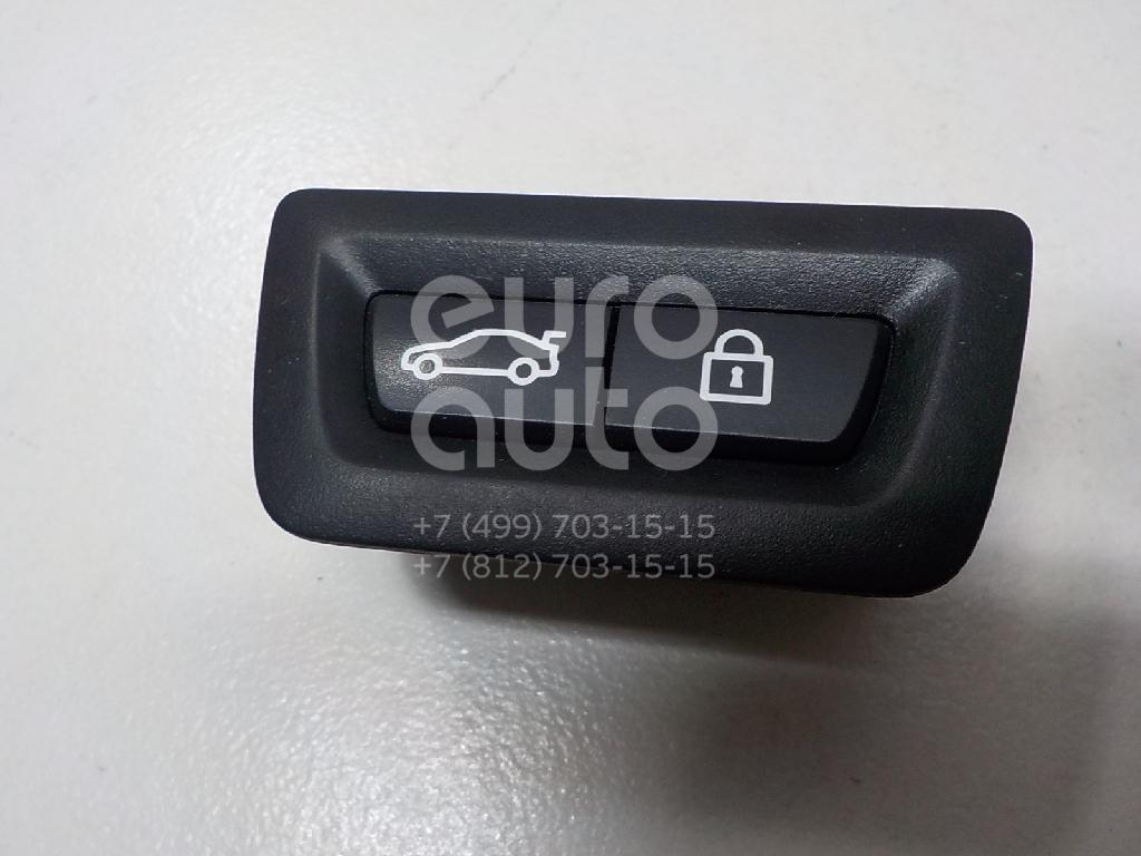 Купить Кнопка открывания багажника BMW X4 F26 2014-; (61319275121)