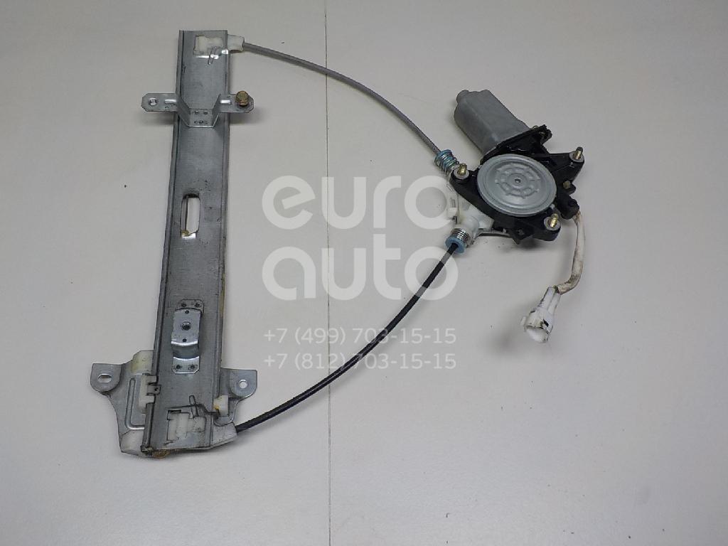 Стеклоподъемник электр. задний левый Suzuki Liana 2001-2007; (8350254G00)