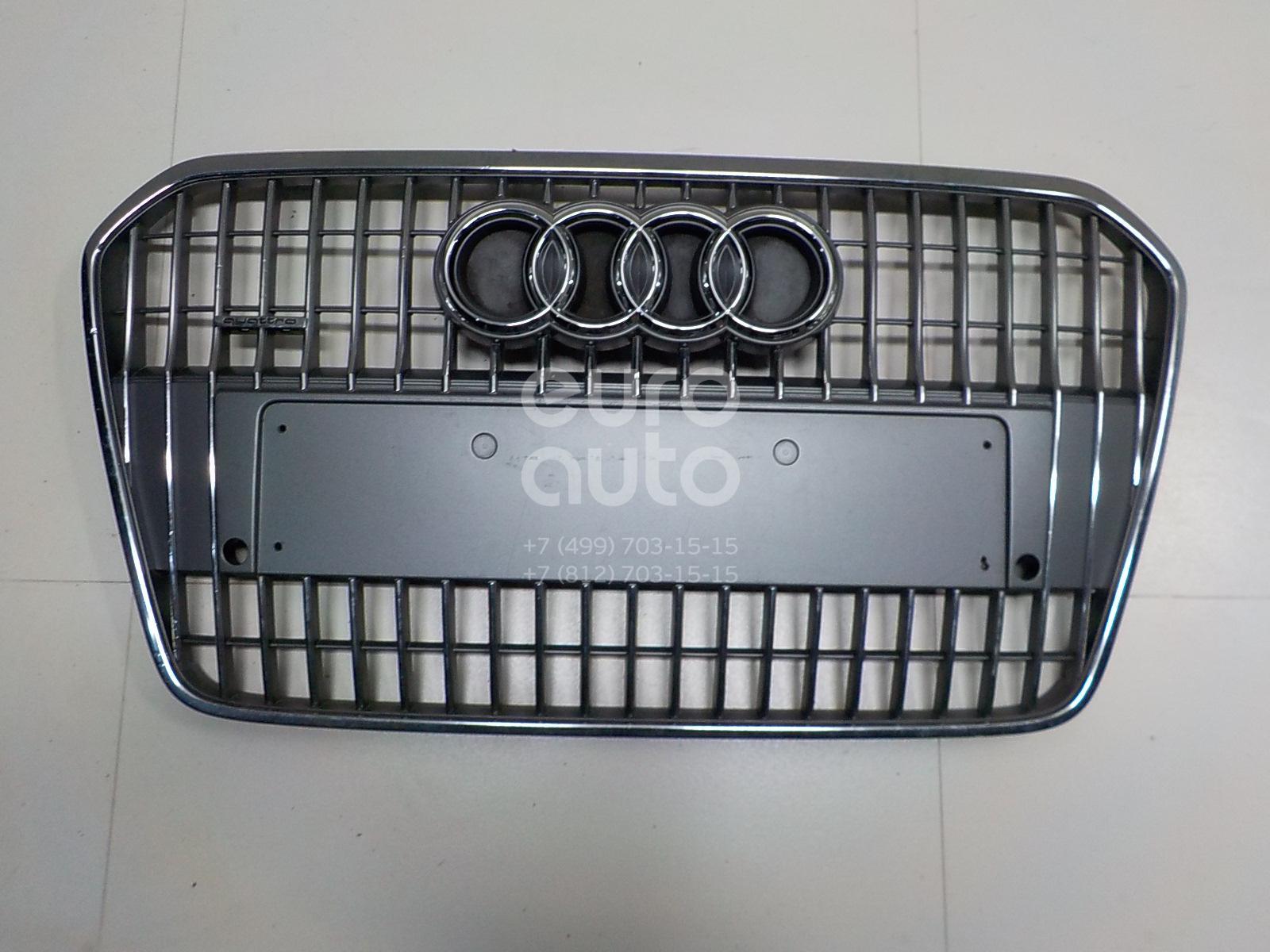 Купить Решетка радиатора Audi Allroad quattro 2012-; (4G0853653C)